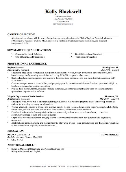 How To Build A Resume by Free Resume Builder Resume Builder Resume Genius