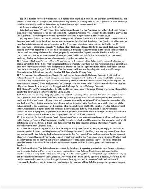 Agreement Letter Pattern 66 best free realestate template word doc images on