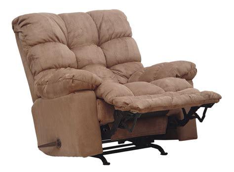 catnapper magnum chaise rocker recliner magnum chaise rocker recliner with heat and massage