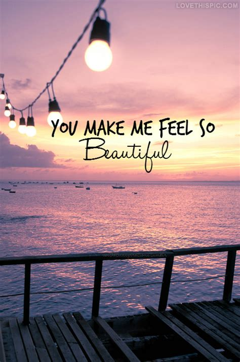 make beautiful feeling beautiful quotes quotesgram