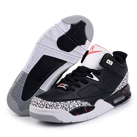 style basketball shoes high cut non slip best sport shoes brands fashion style