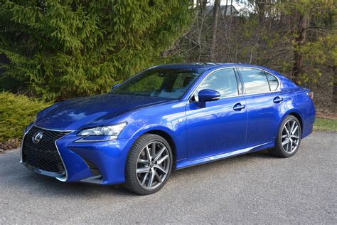 2017 Lexus Gs 350 F Sport by 2017 Lexus Gs 350 F Review Gtspirit