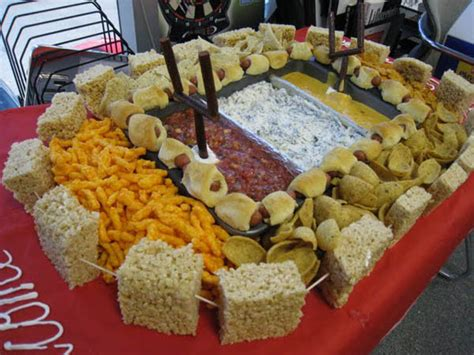 super bowl food 11 amazing disgusting snack stadiums photos huffpost