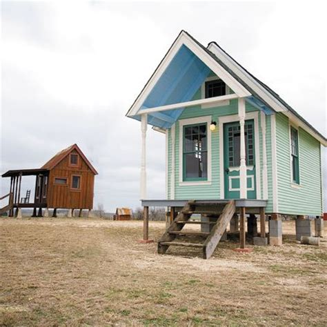 cool tiny houses cool idea tiny texas houses popsugar home