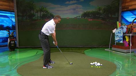 loose grip golf swing golf setup tips for proper position golf channel