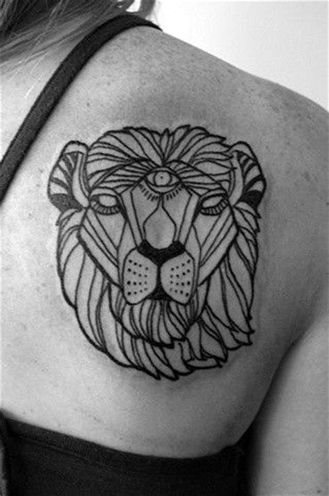 minimalist tattoo lion lion tattoo minimal tattoo collection