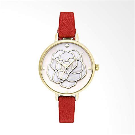 Jam Tangan Wanita Murah Kate Spade Pita Leather Silver Terbaru jam tangan wanita blibli jam simbok