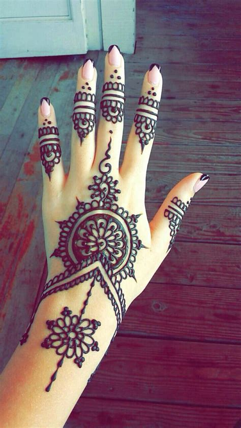 henna design hand simple so simple and easy henna tattoo ideas pinterest