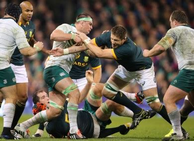 rattled  pure irish passion south african medias