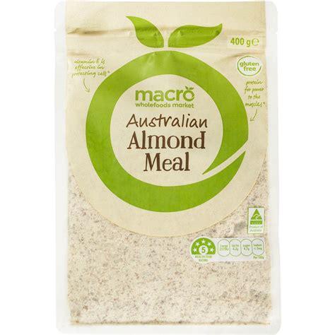 macro nuts almond meal woolworths