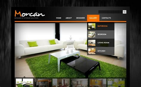 home design interior facebook interior design facebook html cms template 42269