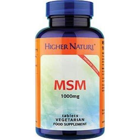 Msm Detox Side Effects by Seek Health Products Shop Herbal Remedies Uk