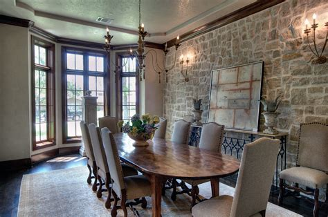 dining room wall pictures houston lifestyles homes magazine old world wonder in