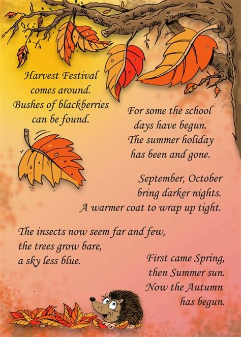 themes of indian english poems harvest festival preschool activity card rhymes