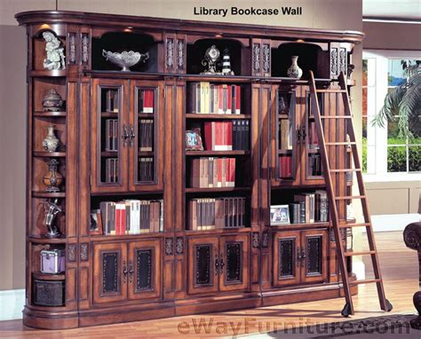 library wall bookshelves house davinci library bookcase wall
