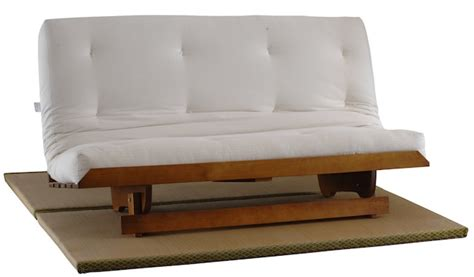 sofa bed japan solid wood japanese style beds sofa beds zen interiors