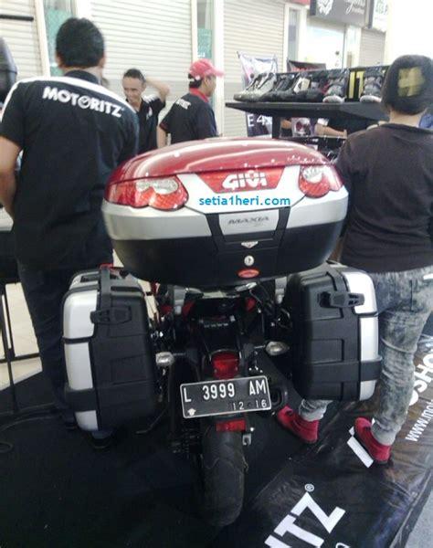 Box Yamaha Byson Cakep Yah Kalau Byson Didandani Seperti Ini Setia1heri