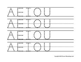 vowel letters worksheet laptuoso