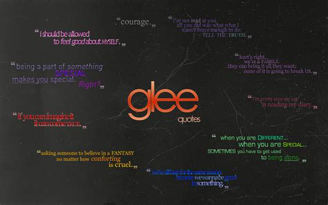 Inspirational Glee Quotes glee inspirational quotes quotesgram