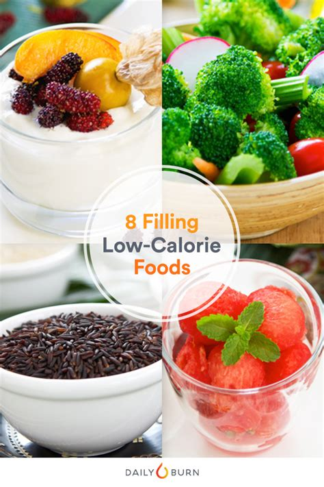 low calorie food 8 low calorie foods that will fill you up