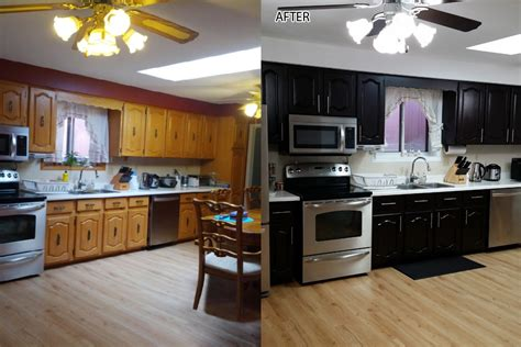 Cabinet Refinisher Mark Painting Services Gallery