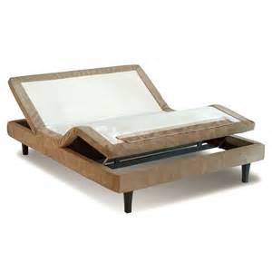 King Size Adjustable Bed Base Reviews Icomfort By Serta Motion Adjustable Base