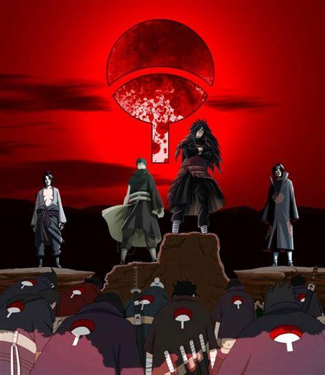 anime dengan kekuatan mata spesial sekilas tentang klan uchiha