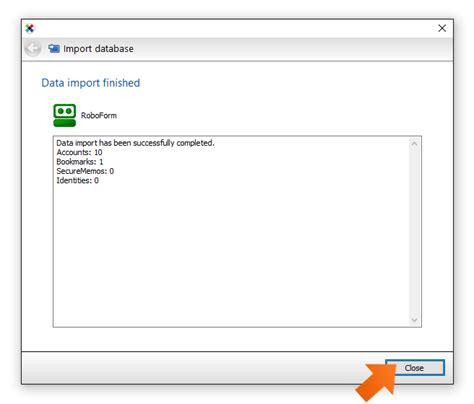 How To Use Roboform For Applications How To Import Your Passwords From Roboform On Windows