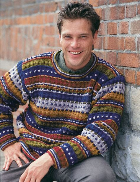 crochet pattern mens jumper 56 best images about knitting men on pinterest cable