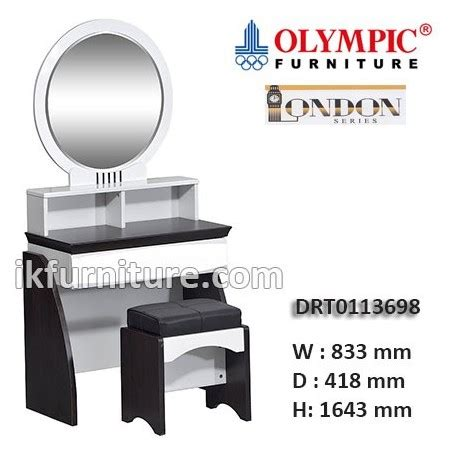 Meja Rias Merk Olympic drt0113698 meja rias puff olympic