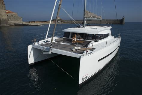 miami sail only boat show miami boat show specials on bali and dufour only from dream