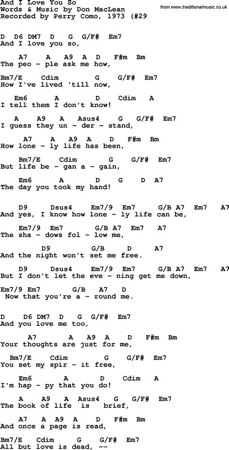You And I Lyrics With Guitar Chords