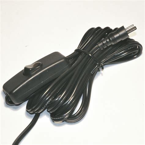 wandle mit kabel und stecker kabel mit din lautsprecher stecker und schalter schwarz
