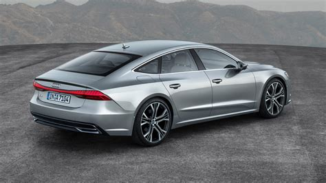 audi a7 2018 look 2018 audi a7 the a8 s sleek and sporty new