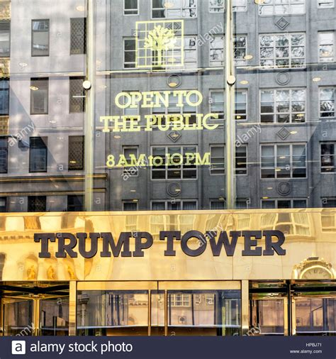trump tower gold pan up stock video footage 9571267 trump tower golden entrance sign fith avenue donald