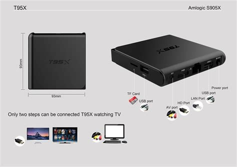 Tv Os Android firmware update t95x android smart tv box s905x
