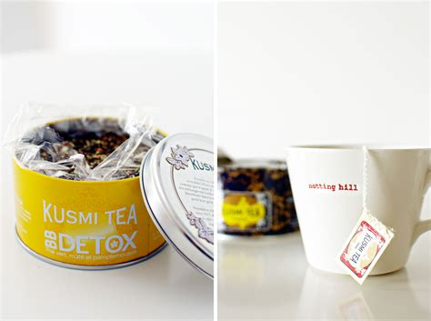 Time Detox Tea by Kusmi Tea Review My Cup Of Kusmi Tea Pixxels