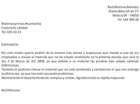 carta formal funcion carta petici 243 n textos funcionales