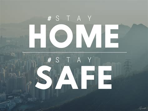 stay home stay safe  muhammed ajwad   dribbble