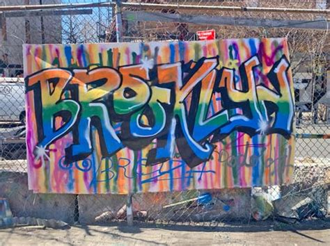 graffiti street art workshop   york city brooklyn