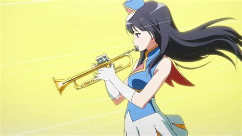 just because anime trumpet review hibike euphonium anime amino
