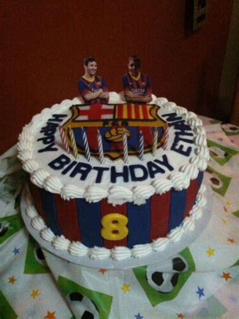 barcelona cake fc barcelona birthday cake cake ideas pinterest