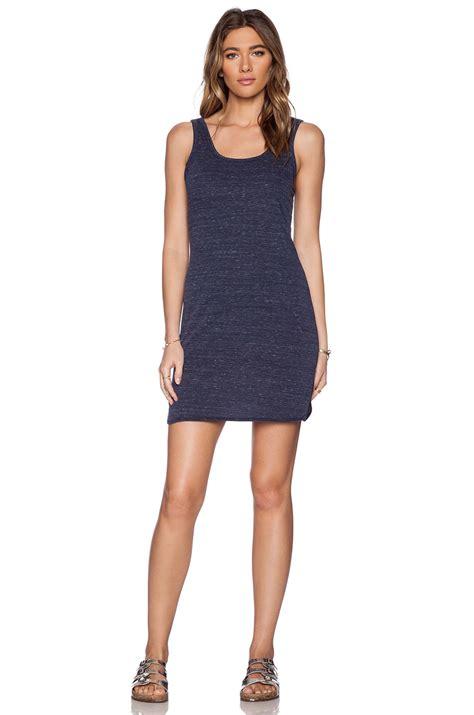 Dress Bonia grace bonita mini dress in blue lyst