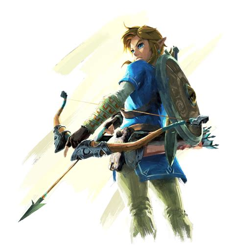 breath of the gallery the artwork in legend of breath of the is beautiful nintendo
