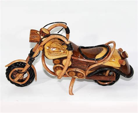 handmade tamami ahsap motorsiklet xcm tayland