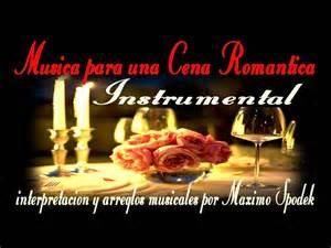 La mejor musica instrumental para una cena romantica youtube