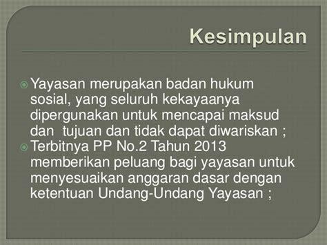 biaya membuat akta yayasan modul yayasan dalam sabh 22 april 2013