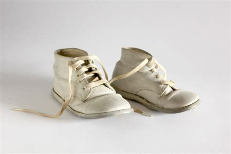 baby shoe sale sale 50 white baby shoes vintage leather kidskin