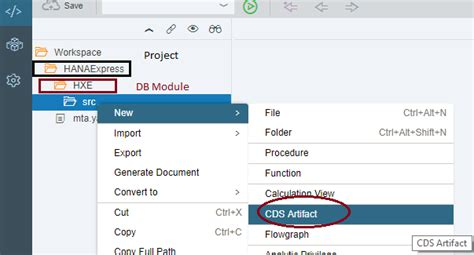 graphical layout editor not available sap exploring hana cds views with graphical editor when