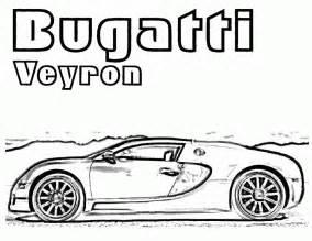 Bugatti Coloring Page Free Printable Bugatti Coloring Pages For